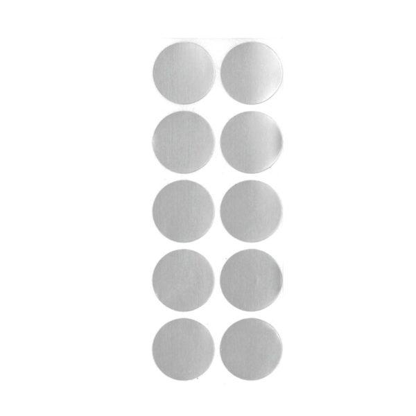 Alu-Verschlussplättchen - Schornifix Onlineshop