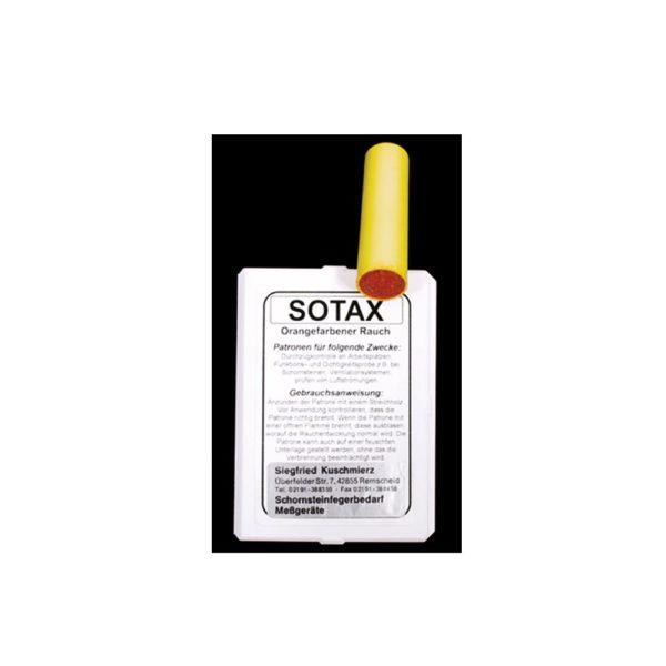 Rauchpatronen - Schornifix Onlineshop, Lüftax/Sotax