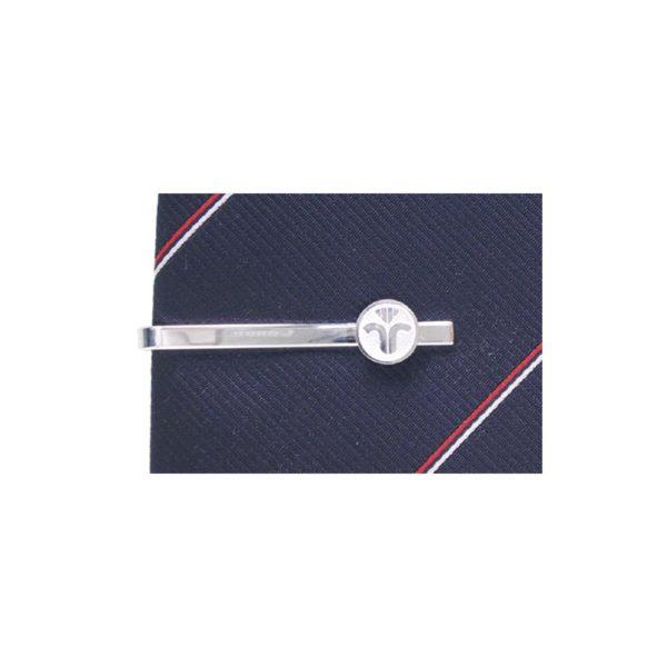 Krawattennadel Silber, mit ZIV Emblem - Schornifix Onlineshop