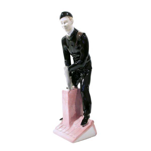 Porzellanfeger bei der Arbeit - Schornifix Onlineshop